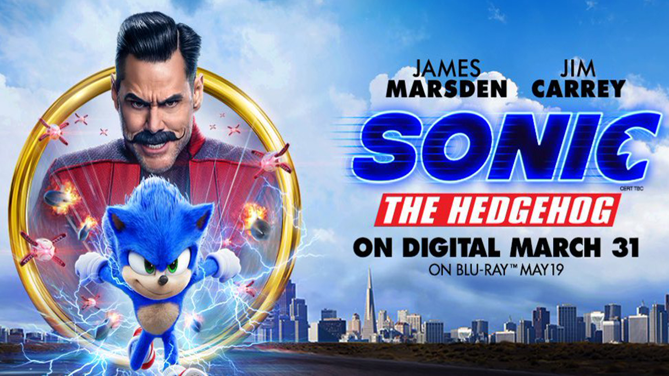 Sonic The Hedgehog Available On Digital March 31 And 4k Ultra Hd Blu Ray Dvd And On Demand May 19 Zay Zay Com