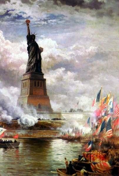 Oeuvre D'art Représentant La Liberté : oeuvre, d'art, représentant, liberté, Ans…, ECRIVAIN, PUBLIC,