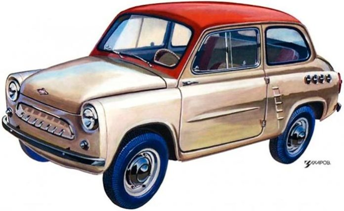Автомобіль «Москвич-444»