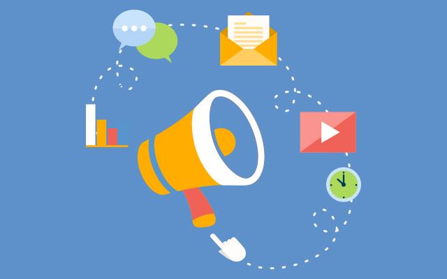 Desenvolvimento de sites, comunicação digital