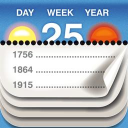 Ícone do app Calendarium - About this Day