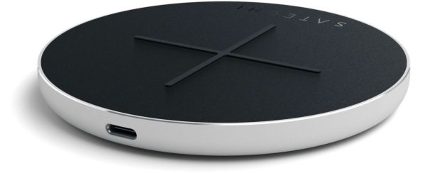 Aluminum Type-C Fast Wireless Charger
