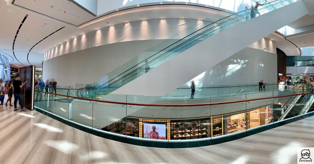 Futura Apple Jewel Changi Airport, em Singapura