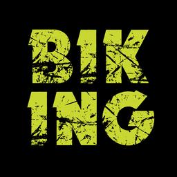 Ícone do app BIKING