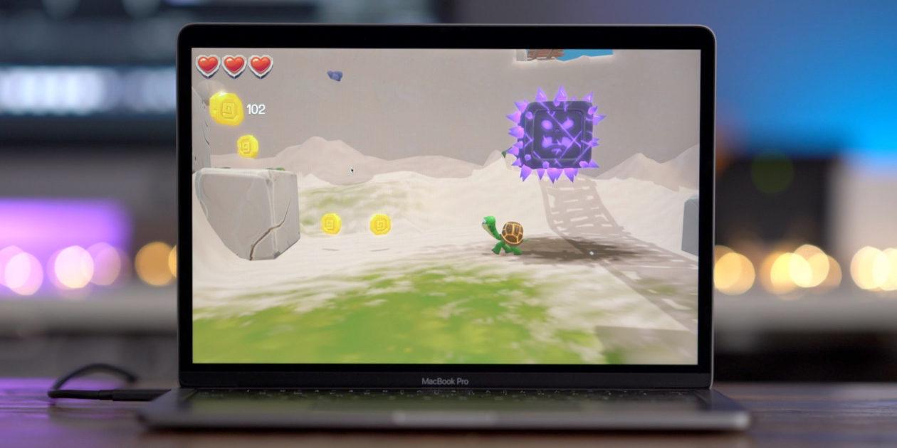 Way of the Turtle, jogo do Apple Arcade