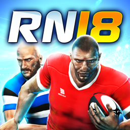 Ícone do app Rugby Nations 18