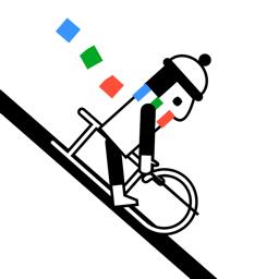 Ícone do app Line Rider Classic