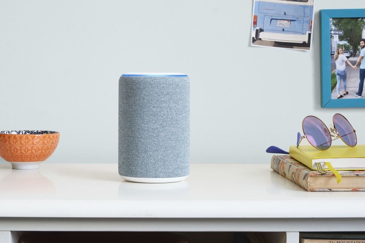 Novo Amazon Echo