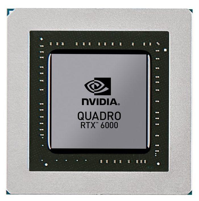 Quadro RTX 6000, da Nvidia