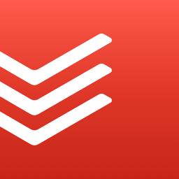 Ícone do app Todoist: To do list e tarefas