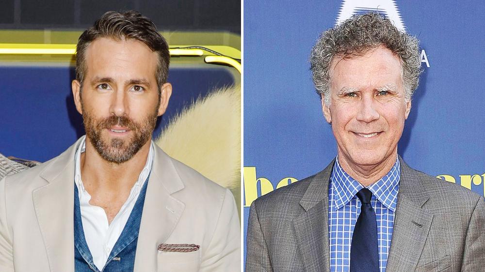 Ryan Reynolds e Will Ferrell