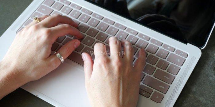 pixelbook go teclado