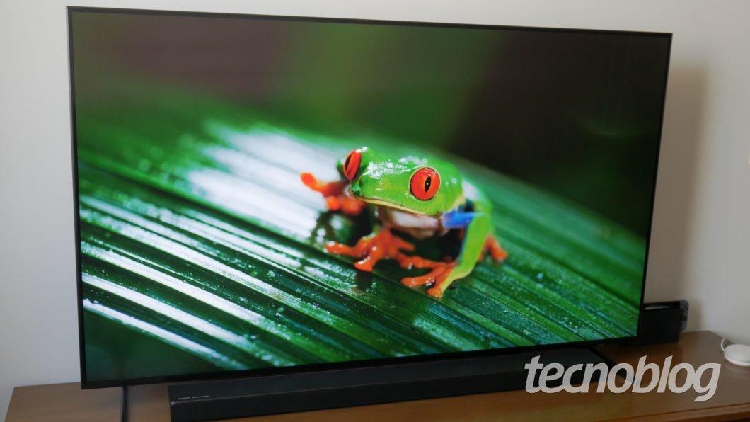 TV 8K Samsung Q900R