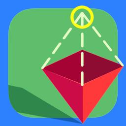 Ícone do app DRAW 3D JUNIOR