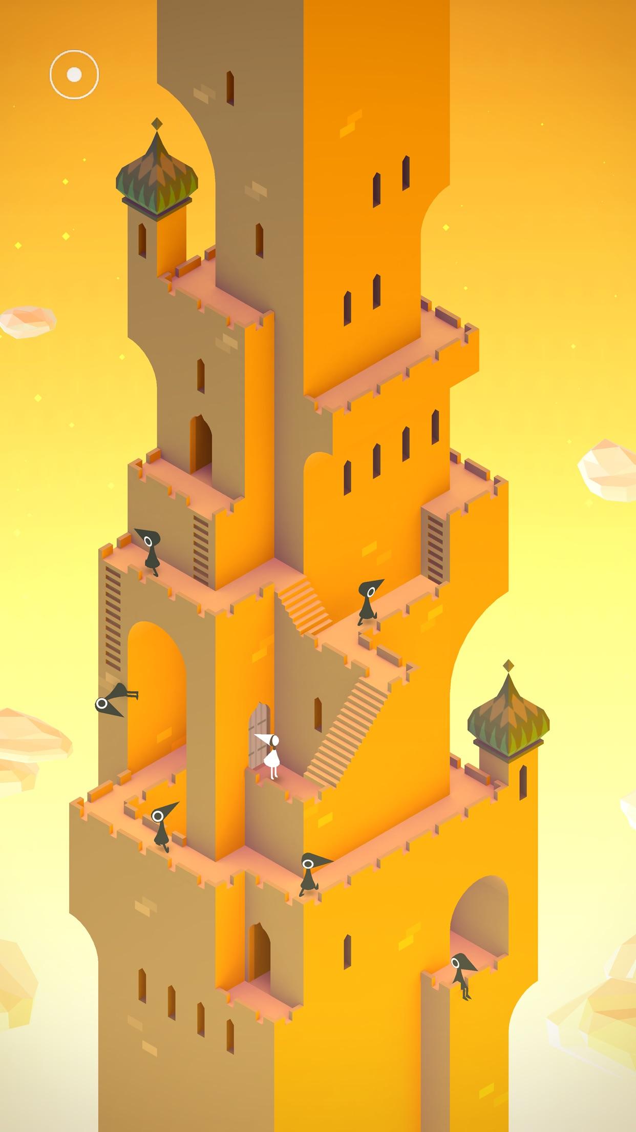 Screenshot do app Monument Valley