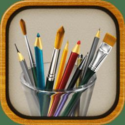 Ícone do app Mybrushes-Sketch,Paint,Design