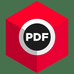 Ícone do app Leitor PDF e Conversor