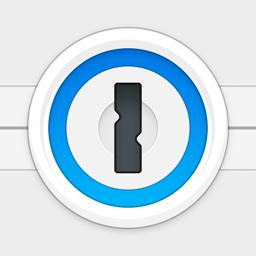 Ícone do app 1Password - Password Manager