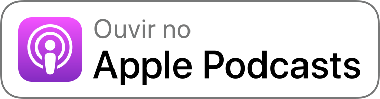 Badge - Ouvir no Apple Podcasts