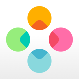 Ícone do app Fleksy- GIF, Web & Yelp Search