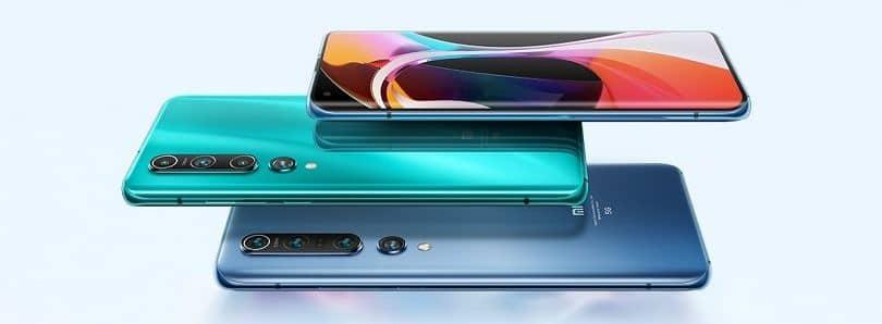 Xiaomi Mi 10 e Mi 10 Pro