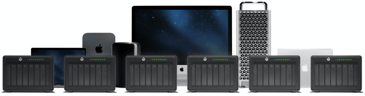 Thunderbay 8 e Macs