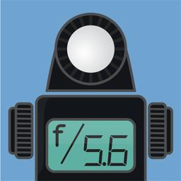 Ícone do app Pocket Light Meter