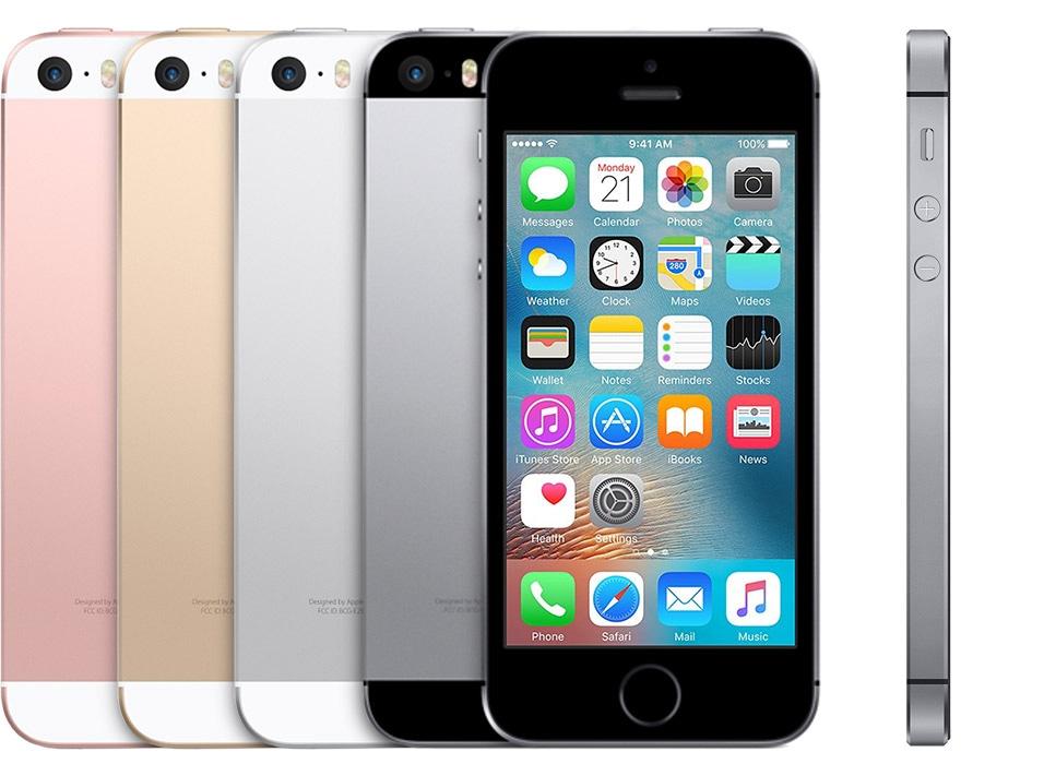 Família do iPhone SE