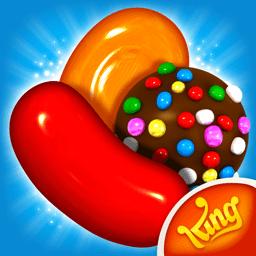 Ícone do app Candy Crush Saga