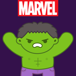 Ícone do app Marvel Stickers: Hero Mix