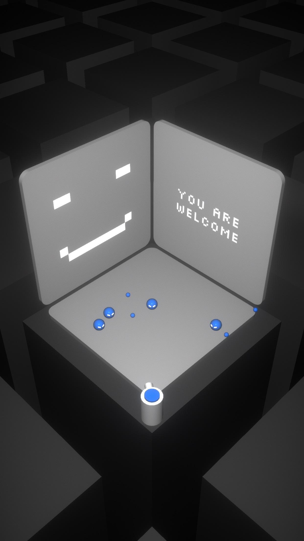 Screenshot do app Hello Human