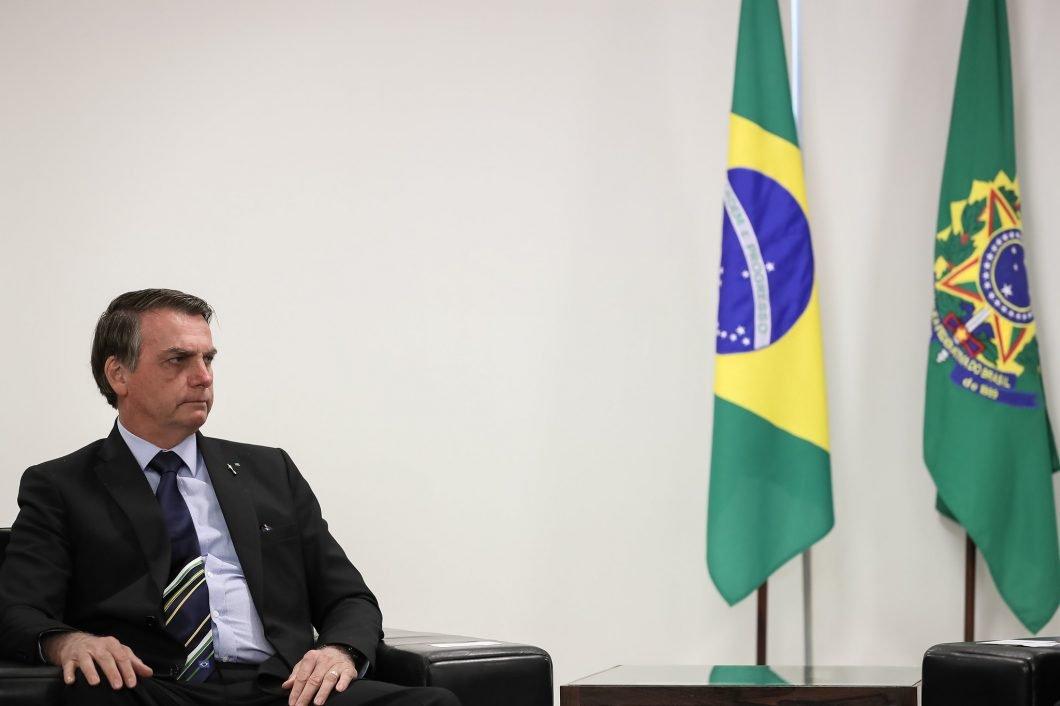 Jair Bolsonaro (Foto: Marcos Corrêa/PR - 08/07/2019)