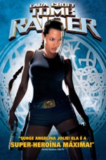 Capa do filme Lara Croft: Tomb Raider