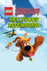 Capa do filme LEGO Scooby-Doo: Haunted Hollywood