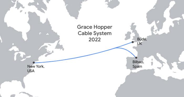 cabo submarino google grace hopper