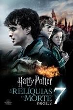 Capa do filme Harry Potter e as Relíquias da Morte: Parte 2