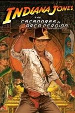 Capa do filme Indiana Jones e os Caçadores da Arca Perdida