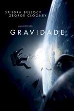 Capa do filme Gravidade