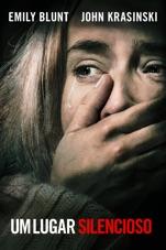 Capa do filme Um Lugar Silencioso