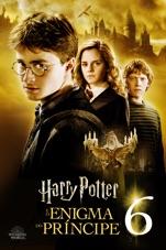 Capa do filme Harry Potter e o Enigma do Príncipe