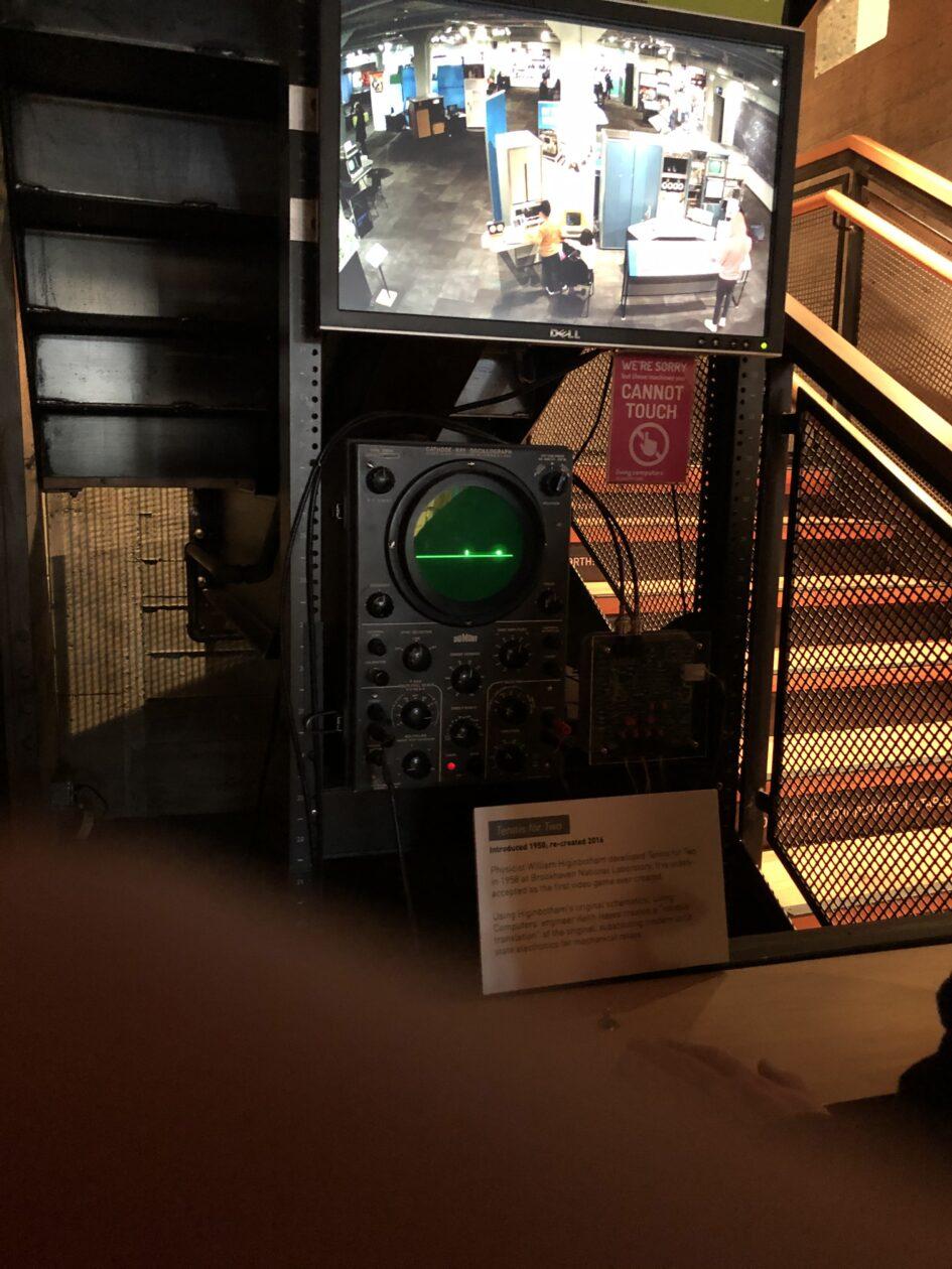 Osciloscópio - Living Computers Museum + Labs