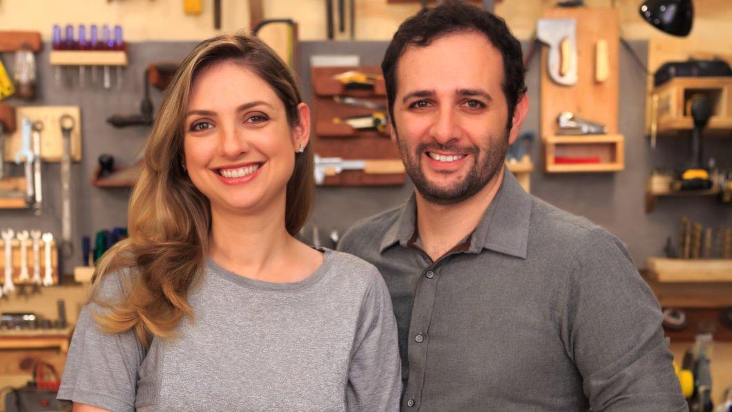 Mari Fulfaro e Iberê Thenório / Manual do Mundo
