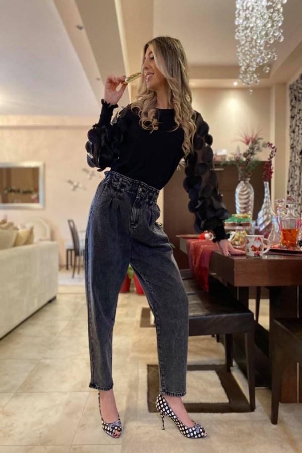 Zazuela τζίν παντελόνι