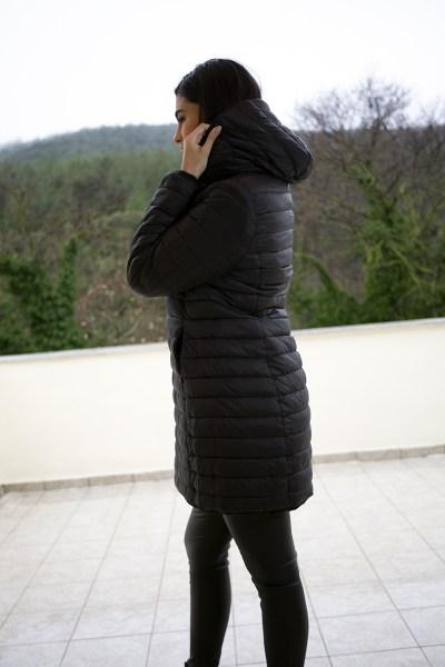 Jacket διπλής όψης