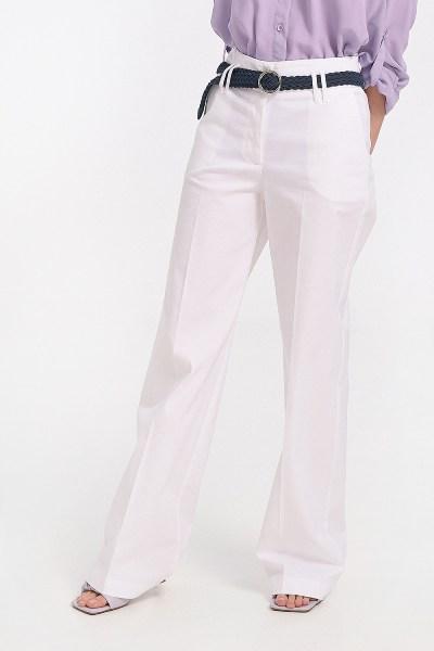 Παντελόνι καπαρντίνα ίσια γραμμή σε διάφορα χρώματα