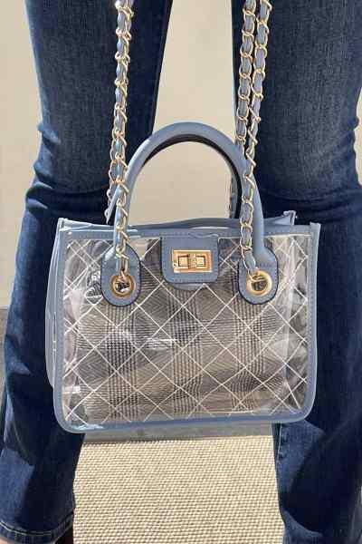 Τσάντα διαφάνεια