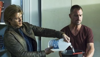on MacGyver – Episode 1  Airdate – 23.9.2016