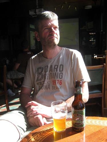 Im Pub in Aalborg