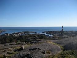 Eigerøy fyr: Leuchtturm in der Nähe Egersunds