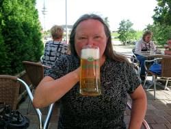 Lecker: Kühles Hemelinger in Bremerhaven